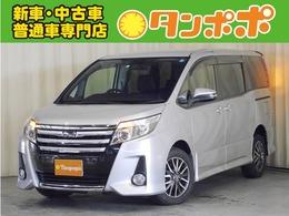 トヨタ ノア 2.0 Si 4WD 社外SDナビ/フルセグTV フルエアロ