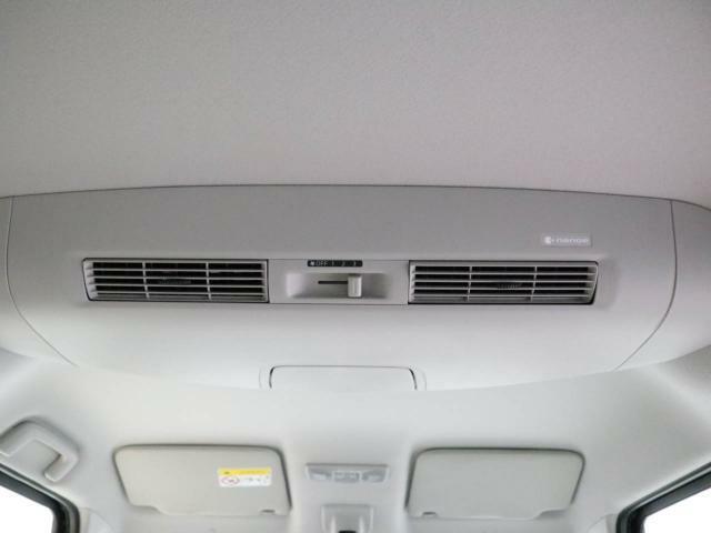 サーキュレーター:後席に風を送って空気を循環させ、室内全体を快適にします♪