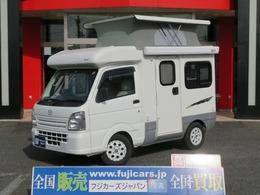 マツダ スクラムトラック AZ-MAX製 K-ai 4WD FFヒーター ツインサブバッテリー 1000Wインバーター