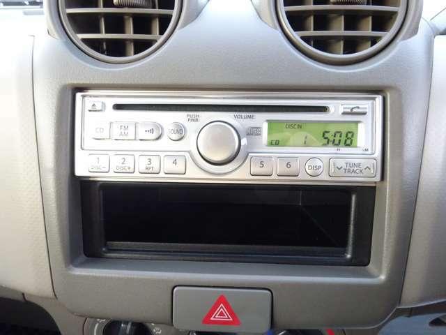 CD・AM・FMラジオついています★
