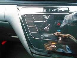 ◆オートエアコン◆車内に取り込む外気をキレイにして、安心おでかけ!操作性と視認性優れたタッチパネル式です!凹凸が少なく、お掃除が楽にできます!
