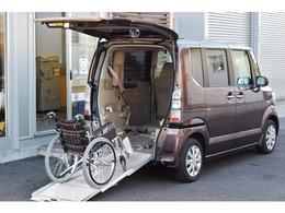 ホンダ N-BOX+ 660 G Lパッケージ 車いす仕様車 /スロープ/ナビTV/電動ウインチ/禁煙車