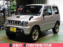 マツダ AZ-オフロード 660 XC 4WD 検R4/11 リビルトエンジン ターボ交換済