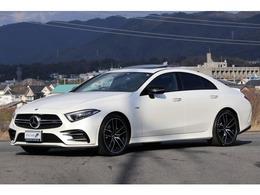 メルセデスAMG CLSクラス CLS 53 4マチックプラス 4WD エクスクルーシブP レッドシートベルト