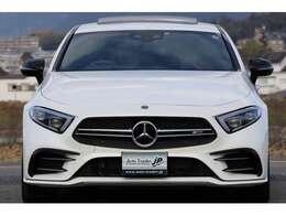 希少なレッドシートベルト&レッドステッチ入り黒ナッパレザーシートのメルセデス・AMG CLS53 4マチック+入庫しました!距離も少なくメーカー保証もございます!