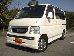 ホンダ バモス 660 L ローダウン ナビ・テレビ・エアロ・ETC・アルミ