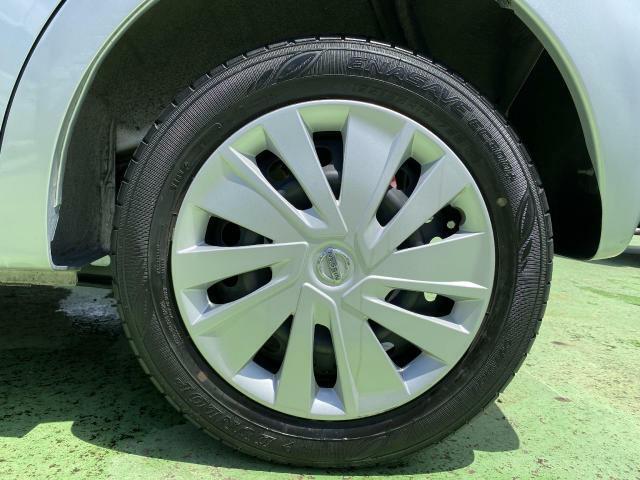 タイヤの写真になります!