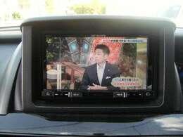 メモリーナビ(DVD映像再生可能) ワンセグTV CD