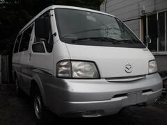 マツダ ボンゴバン の中古車 2.0 GLスーパー 低床 ハイルーフ ディーゼルターボ 4WD 北海道亀田郡七飯町 98.0万円