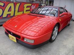 フェラーリ 348 F348ts キダスペシャルマフラ 2.6タイベル交換済み