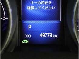 実走行距離です。