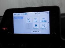 トヨタ純正ディスプレイオーディオです。現状、ナビ機能はありません。