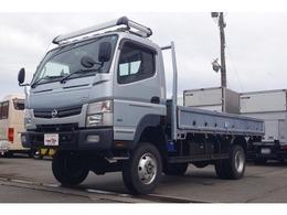 日産 NT450アトラス ワイドロング高床 4WD 3.0ディーゼルターボ 積載3t