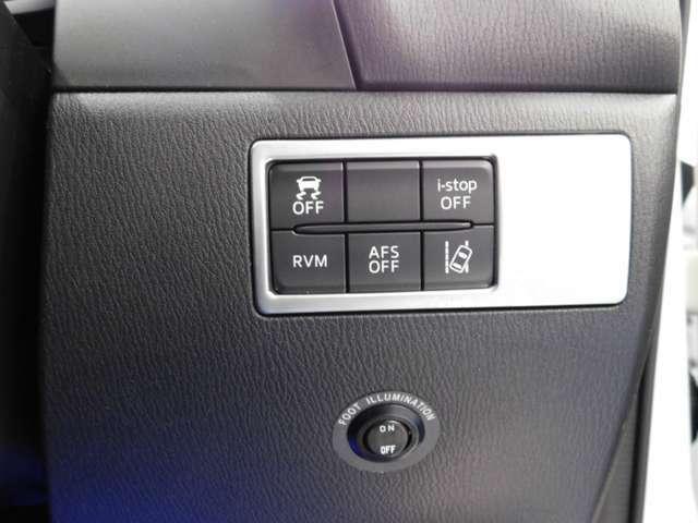 車線逸脱センサー!アイドリングストップ!横滑り防止装置!AFSヘッドライト!