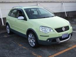 2007年式VWクロスポロとなっております。