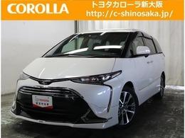 トヨタ エスティマ 2.4 アエラス プレミアム 衝突被害軽減ブレーキ TOYOTA認定中古車
