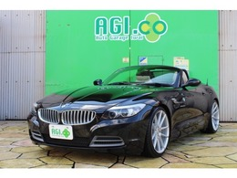 BMW Z4 sドライブ 35i スポーツパッケージ 社外19アルミ ホワイトレザーシート