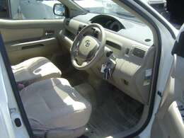運転席画像です!