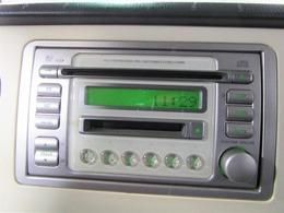 ★純正CD&MDステレオ付きです♪またお客様のカーライフにあった各種ナビゲーション・TVやドライブレコーダーの取付けなども行っておりますのでお気軽にご相談ください。