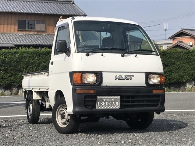 ハイゼットトラック入庫です!旧車の軽トラカスタム受付中!