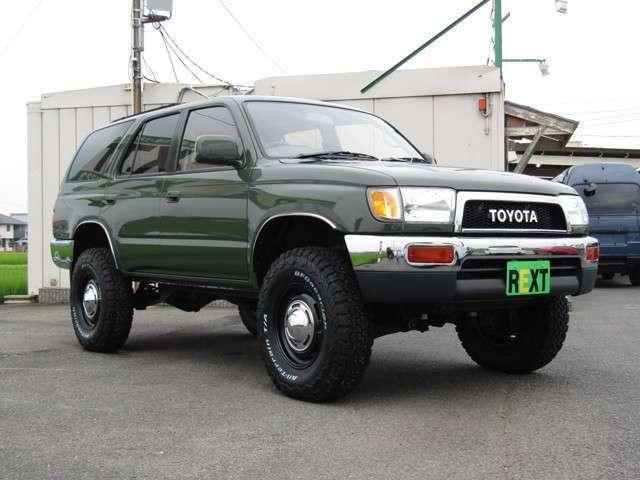 REXT展示車両は、1台1台きっちり査定をさせて頂き当店の基準をクリアした車両のみの展示です♪低価格でもREXTは品質にこだわります!
