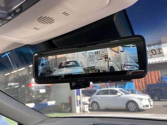 ★デジタルインナーミラー車両後方をミラー内のディスプレイに映します 後方確認良好です★