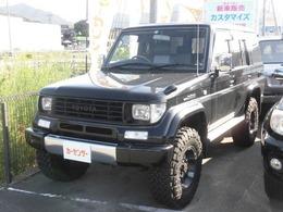 トヨタ ランドクルーザープラド 5ドア3.0DT EXワイド 4WD 社外アルミ リフトアップ ETC サンルーフ