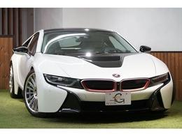 BMW i8 ベースモデル カーボンルーフ20AW ダウンサス ディーラー