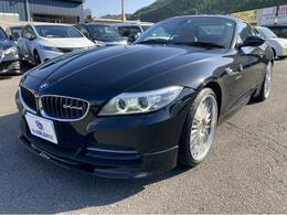 BMW Z4 sドライブ 20i ハイライン 3Dデザインエアロ HDDナビ レザーシート