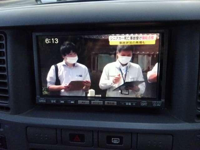 HDDナビ・ワンセグTV・DVD・CD♪♪