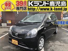 ダイハツ ミライース 660 L ワンオーナー・CD・取説・保証書