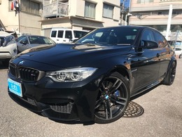 BMW M3セダン M DCT ドライブロジック カーボンルーフ ACC