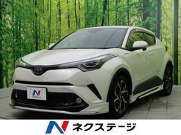 トヨタ C-HR ハイブリッド 1.8 G モデリスタエアロ 純正ナビ 禁煙車