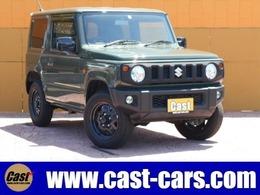スズキ ジムニー 660 XL 4WD ターボ/5速MT/スマートキー/シートヒータ