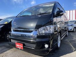 トヨタ ハイエース 2.7 グランドキャビン VIP送迎用特装改造車