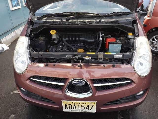車検時に タイミングベルトと新品バッテリ-を交換します。