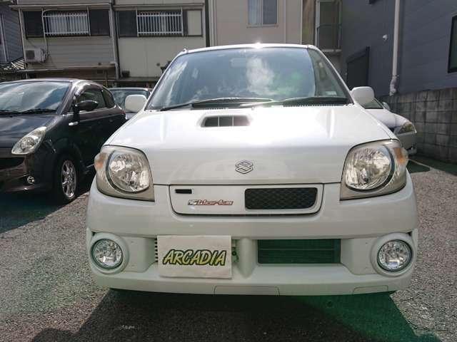 スズキKei ワークス★ターボ車です。