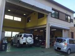 車検だけでなく、修理や鈑金、塗装などもお任せ下さい!お車購入後のアフターフォローもしっかり行います!
