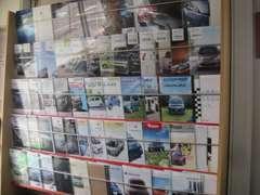 各種新車のご要望もお受け致します。各メーカー対応可能です♪