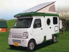 話題の軽キャンピングカー「TENTMUSHI」「テントむし」の四国唯一の販売代理点です。デモカーも展示しております。