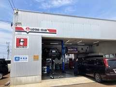 【整備工場完備】国家資格整備士が、お客様のお車を責任を持って整備致します。車検や修理など、お気軽にご相談ください(^^)♪