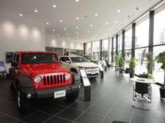 豊富な展示車両をご用意しております。