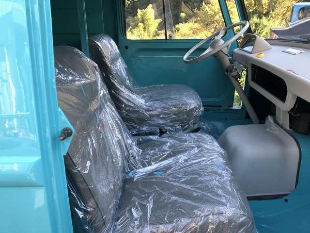 ハンモックのシートも張り替え済みです。