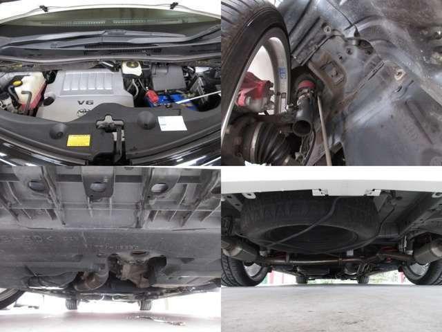 全車走行チェック済!当社は展示前点検をクリアした車両のみを展示させていただいております。納車前には法定点検を行い、より安全なお車をご提供させていただいております。