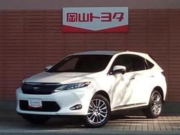 トヨタ ハリアー 2.0 プレミアム 9インチナビ・バックモニタ-・ETC付