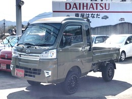 ダイハツ ハイゼットトラック 660 ジャンボ SAIIIt 3方開 4WD 社外15AW リフトUP 新品タイヤ キーレス