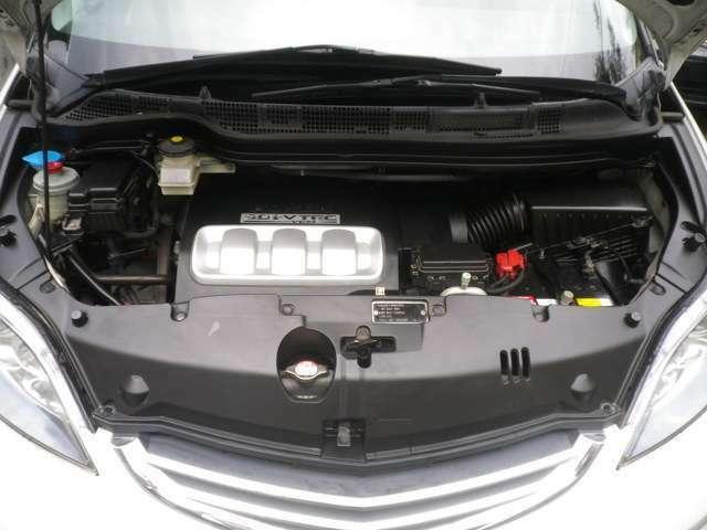 3リッターVTECエンジン。