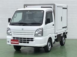 スズキ キャリイ 冷蔵冷凍車 -5℃設定 パワーウインドウ 5速マニュアル