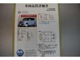AIS社の車両検査済み!総合評価5点(評価点はAISによるS~Rの評価で令和2年7月現在のものです)☆お問合せ番号は40060554です♪