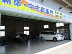 認証工場完備でアフターサービスも安心です。